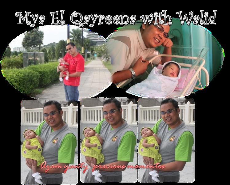 Mya El Qayreena with Walid...