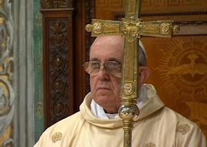 """""""Gays não devem ser julgados ou marginalizados pela sociedade"""" diz Papa Francisco"""