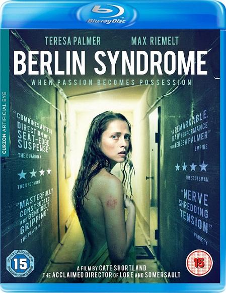 Berlin Syndrome (El Síndrome de Berlín) (2017) 720p y 1080p BDRip mkv Dual Audio AC3 5.1 ch