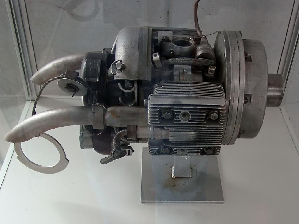 Riedel jet engine Anlassermotor starter