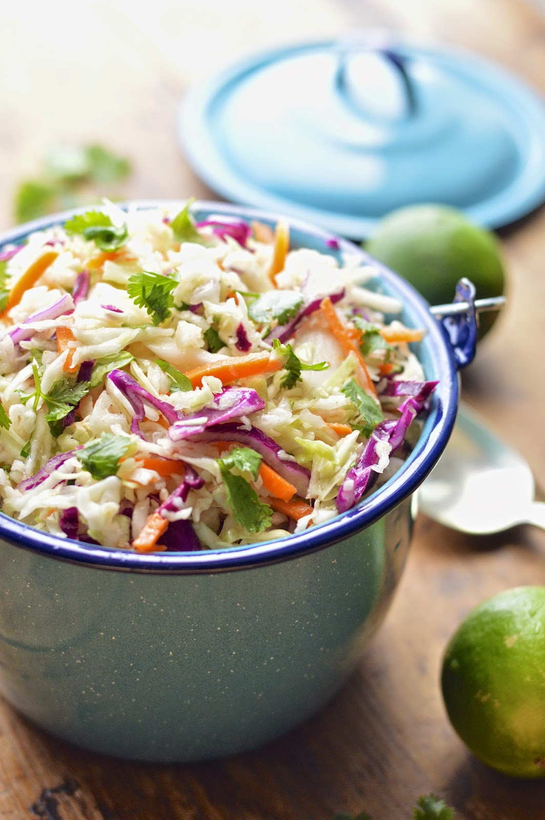 ... Cole Slaw | Virtually Homemade: Easy Sweet and Spicy Mexican Cole Slaw
