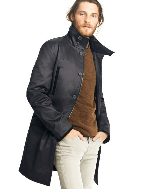 Men's  Coats H&M F/W 2012-2013