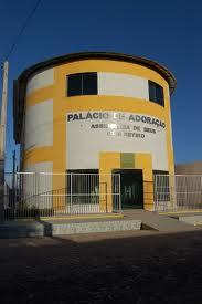 PALÁCIO DE ADORAÇÃO DA ADBR EM ARACATI