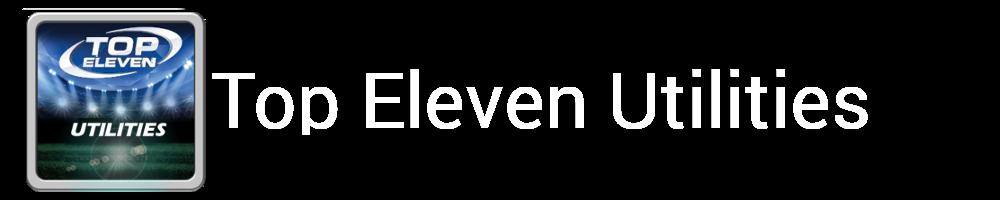Top Eleven Utilities