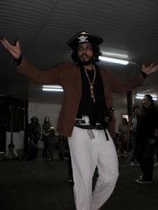 Capitão Pirata - Escola Dr. João Batista de Lacerda - POA, RS