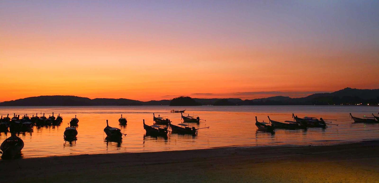 شاطئ آونانغ في كرابي