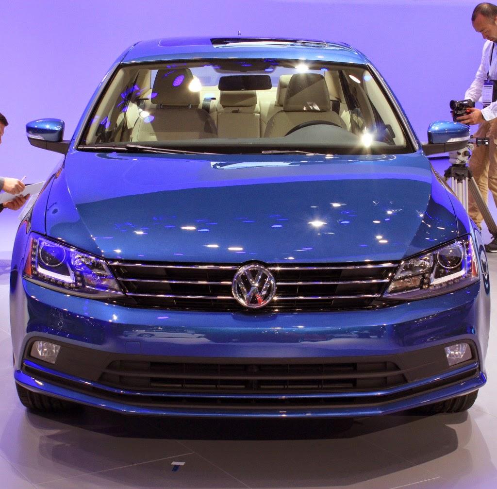 Volkswagen 2015 Jetta: 2015 VW Jetta - Release Date