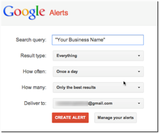 Tips to Improve Your Business with Google Alerts