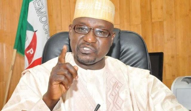Gulak 'takes over' PDP Chairmanship