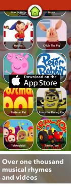 Kids Educational App of the Month - Nursery Rhymes