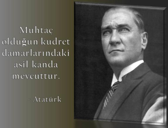 Ey Türk gençliği