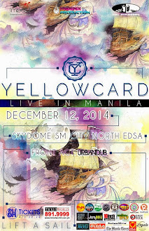 Yellowcard Live in Manila