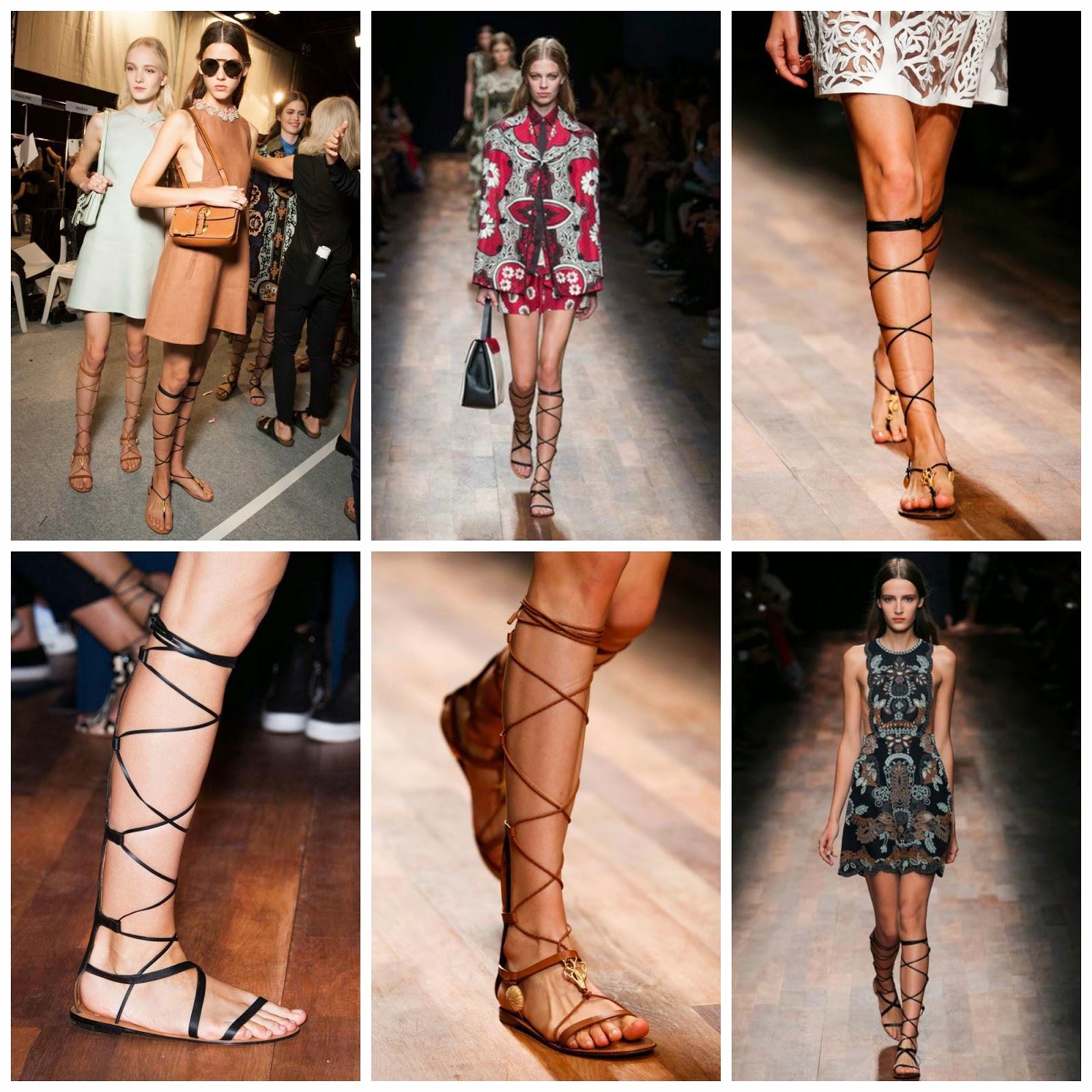 Sandalias romanas Valentino. Todos los clones de las sandalias romanas de Valentino. Sandalias romanas altas. Sandalias romanas comprar. Sandalias romanas Marypaz precio. Sandalias romanas primavera verano 2015