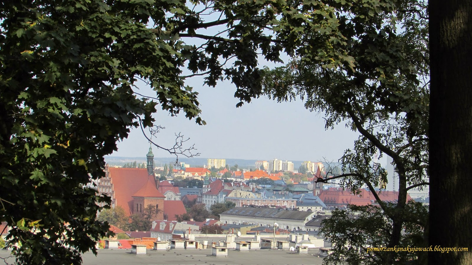 Nie taka Bydgoszcz straszna jak ją malują