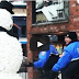 What Happens When You Realize A Snowman... Is Alive? This Video Make You Smile!