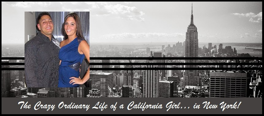 The Crazy Ordinary Life of a California Girl… in New York!
