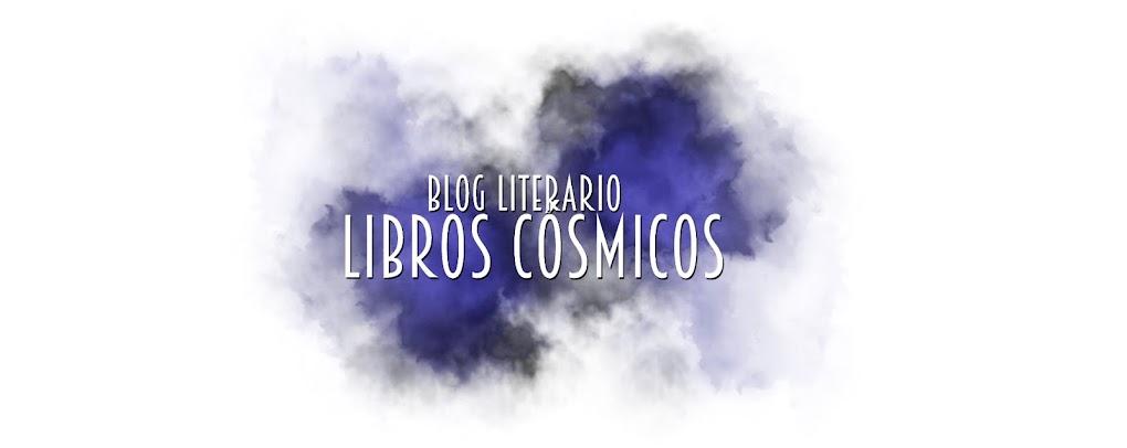 Blog Literario: Libros Cósmicos