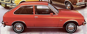 Sharing Memories: Red Pontiac Acadian Car