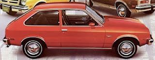Sharing Memories: Red Pontiac Acadian Car