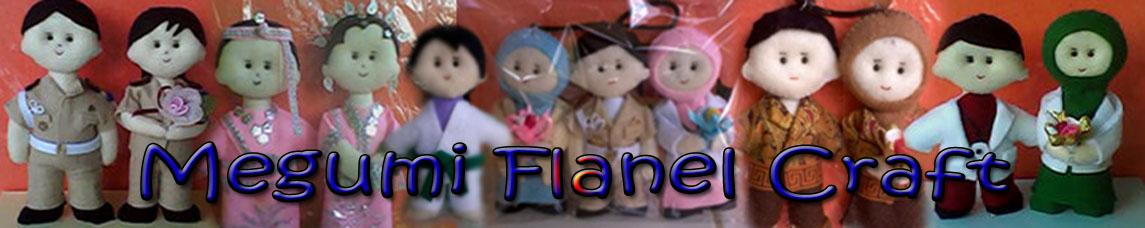 Megumi Flanel Craft