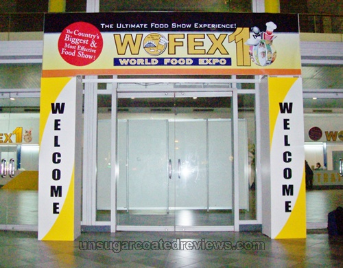 World Food Expo (WOFEX) 2011 World Trade Center