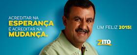 Mensagem de Zito Barbosa