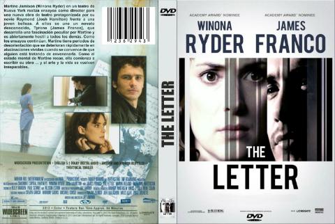 The Letter DVDR Latino 2012 Drama – Thriller