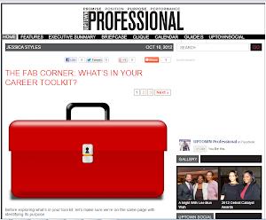 UPTOWN Professional: The FAB Corner