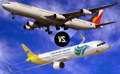 Philippine Airlines Vs. Cebu Pacific Air
