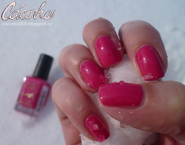 Barry M - Shocking Pink