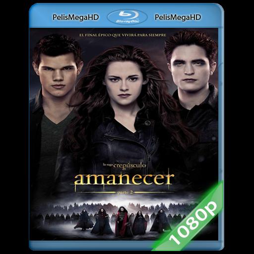 La saga Crepúsculo: Amanecer – Parte 2 (2012) 1080P HD MKV ESPAÑOL LATINO