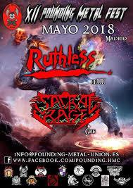 Pounding Metal Fest XII