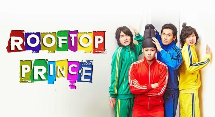 Drama Korea Rooftop Prince