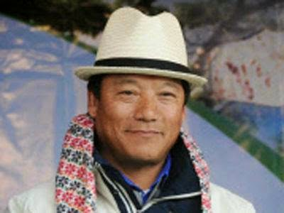 GTA chief executive Bimal Gurung