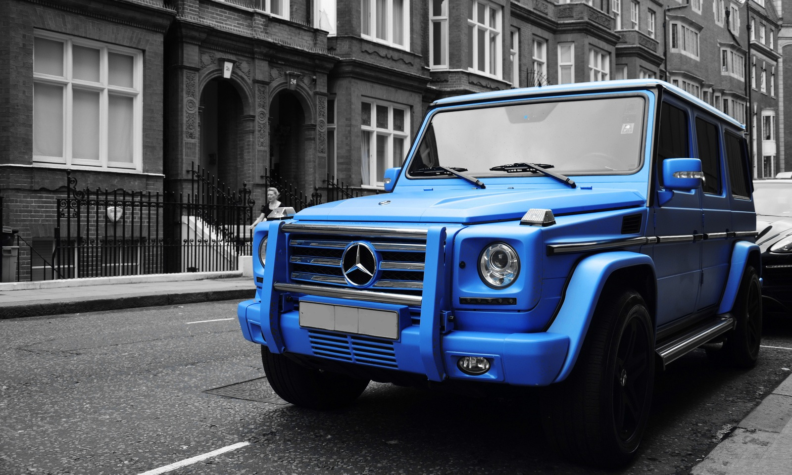 China Garage We Just Love Cars Mercedes Benz G55 Amg