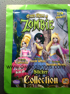 Princesas Zombie Sobre