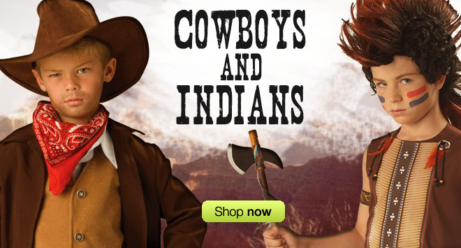 Lone Ranger Cowboy and Indian Costume Ideas for Kids and Adults  sc 1 st  Inside The Costume Box & Inside The Costume Box: Lone Ranger Cowboy and Indian Costume Ideas ...