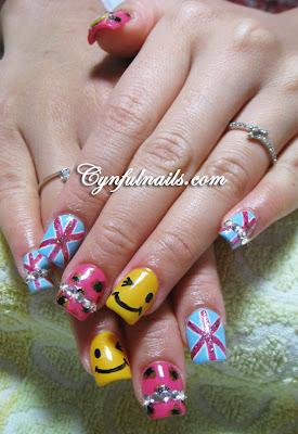 funny-nail-art-4 - Nail art gone wacky - Tira-Pasagad | Saksak-Sinagol