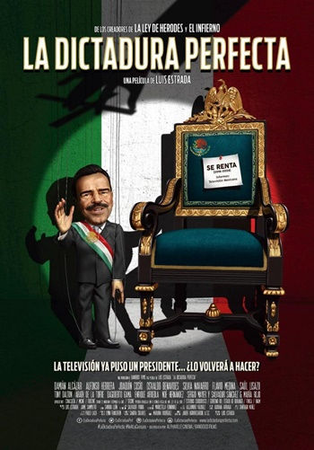 La Dictadura Perfecta DVDRip Latino