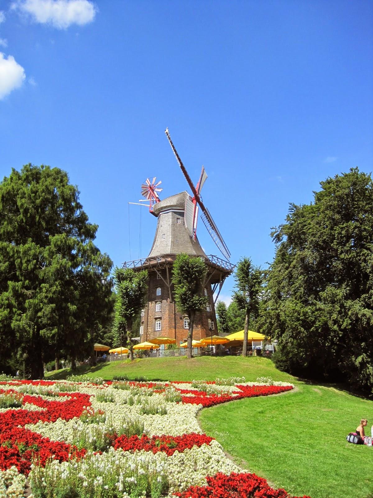 Bremen windmill