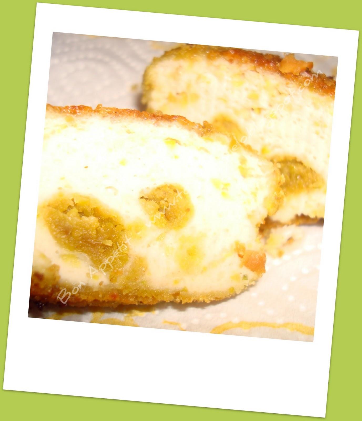 bon appetit nuggets de poulet la pistache et au bleu danois nuggets de pollo con pistacho y. Black Bedroom Furniture Sets. Home Design Ideas