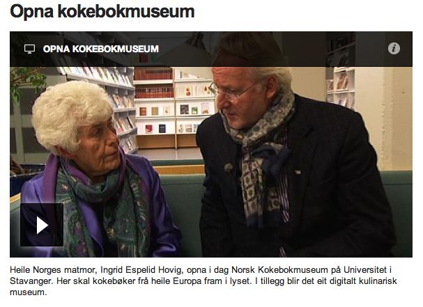 Norsk Kokebokmuseum