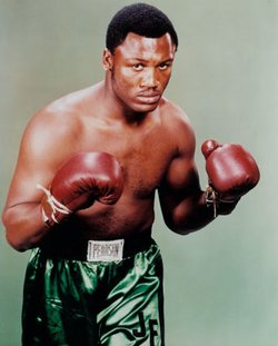 JOE FRAZIER, MOHAMMED ALI'S BOXING NEMESIS IS DEAD.
