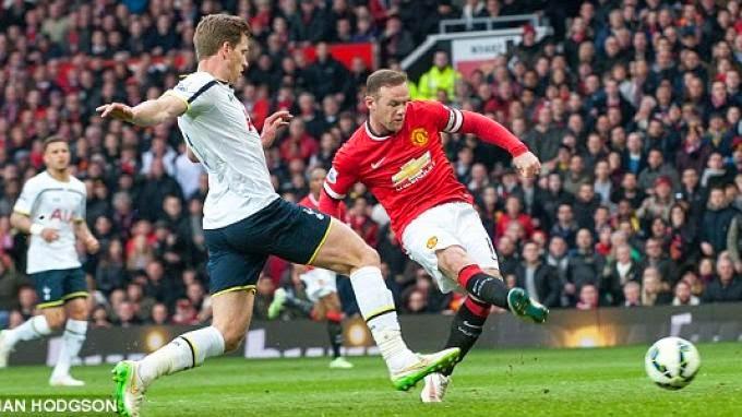 TARUHAN ONLINE : Manchester.U Hancurkan Tottenham H Score ( 3 - 0 )