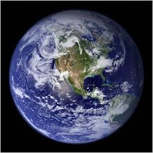 Cuidemoslo. el planeta se está cansando.