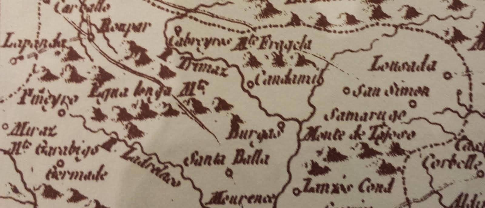 Toponimia do Concello de XERMADE