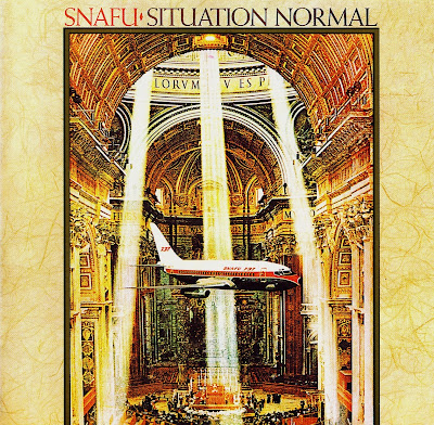 Snafu - Situation Normal (1974 Uk Great Classic Rock - 1993 Reissue - Wave)