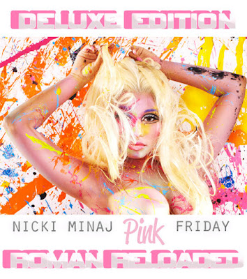 Pink Friday: Roman Reloaded Deluxe Edition artwork