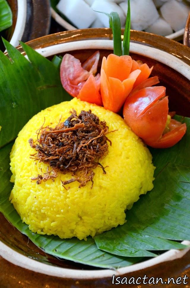 Nasi Kunyit