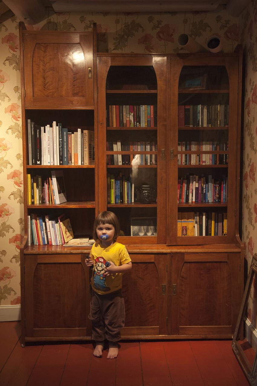 Vad har du i din bokhylla? u2013 Hos Helena H